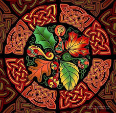 Autumn Equinox Celtic art